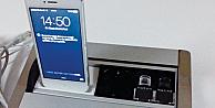 EUKONN Priz Sistemleri'nden yenilik, Iphone ve Samsung Dock'lu Priz Sistemleri