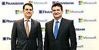 Finansbank ve Microsoft'tan KOBİ TABLET