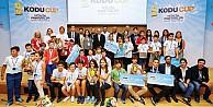 Geleceğin bilişim dehaları Kodu Cup'ta yarıştı