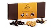 Godiva Çikolatası kuruyemişle buluştu