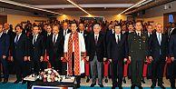 GTÜ Akademik Yıl Açılışında Başbakan Yardımcısı Fikri Işık konuştu