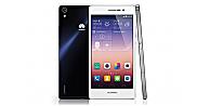 Huawei'den yeni akıllı telefon Ascend P7