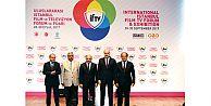 IFTV'ın açılışını Fikri Işık ve Numan Kurtulmuş yaptı