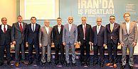 İran'a yatırım fırsatları değerlendirilmeli