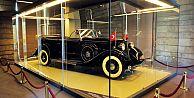 İş Bankası'ndan Atatürk'ün otomobillerinin korunmasına katkı