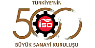 İSO Türkiye'nin İkinci 500 Büyük Sanayi Kuruluşu'nu açıkladı