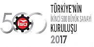 İstanbul Sanayi Odası (İSO) İkinci 500 Büyük-2017yi açıkladı: Karlılık arttı, faiz yükü frenledi