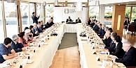 İTO ve TBB Yönetim Kurulları toplandı