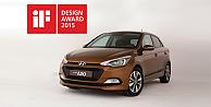 İzmitli Hyundai i20'ye IF Design 2015 Yılın Tasarımı Ödülü