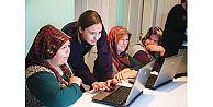 Kadınlar Suruçtan Japonyaya gelinlik, Sinoptan Amerikaya el işi sattı