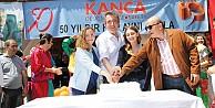 Kanca, 50. yılını çalışanları ile kutladı