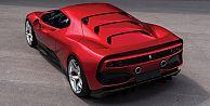 Kişiye özel Ferrari SP38'in örtüsü kalktı!
