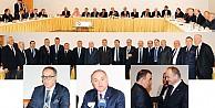 """Kocaelide OSB Başkanları ile bir araya gelen Bakan Faruk Özlü; Ekonominin lokomotifi sanayi, sanayinin lokomotifi Kocaeli"""""""