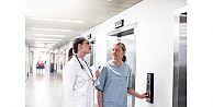 KONEden hastanelere özel yatak asansörleri