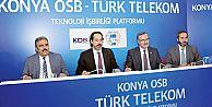 Konya OSB-Türk Telekom protokolü