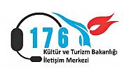 """Kültür ve Turizm Bakanlığı'ndan İletişim Merkezi """"176"""""""