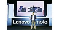 Lenovo, Moto Z modelini tanıttı