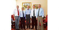 """Marmara Grubu Vakfı Genel Başkanı Dr. Akkan Suver anlattı: """"Bir Güzel İnsanın Ardından..."""""""