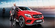 Mercedes-Benz'in yeni yıldızları