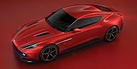 Meydan okuyan tasarım ve performans: Aston Martin Zagato Concept