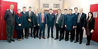 NKÜ Rektörü Prof.Dr. Osman Şimşekten Özel ÇOSB Okuluna ziyaret
