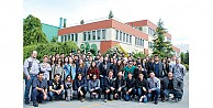 Öğrenciler Kanca'nın üretim merkezini gezdi