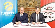 OMSAN ile Turkcell'den 10 yıllık stratejik işbirliği