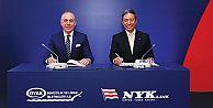 OYAK ve Japon devi NYK Line arasında 110 milyon dolarlık işbirliği