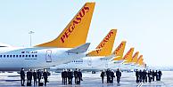 Pegasus'un 2014 satış gelirleri 3.1 milyar TL'ye ulaştı