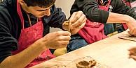 Pera Müzesinden engelli ziyaretçilere program