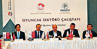 """Plastik sektörü """"Made in Türkiye"""" oyuncak üretecek"""