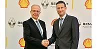 Renault ve Shellden işbirliği