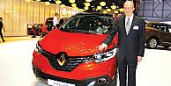Renault'dan yepyeni crossover model: Kadjar