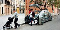 Renault'tan dünya prömiyeri; EZ-GO konsept model