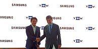 Samsung Electronics Türkiye ve Türkiye Bilişim Vakfı'ndan işbirliği