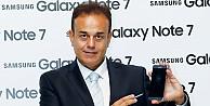 Samsung Galaxy Note7 Türkiye'de satışa sunuluyor