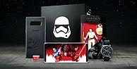 """Samsung Star Wars: Son Jedi""""ın vizyona girişini özel bir koleksiyon ile kutluyor"""