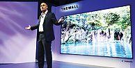 "Samsung'dan dünyanın ilk modüler 146-inç MicroLED TV'si ""The Wall"""