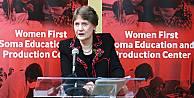 """Somada Önce Kadın"""", BM ülkelerine anlatıldı"""