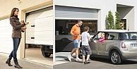 Somfy ile garaj kapıları şimdi teknolojiye açılıyor