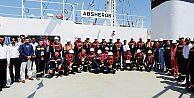 STAR Rafineri'nin ilk ham petrolü Azerbaycan'dan
