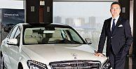 Şükrü Bekdikhan'a Mercedes-Benz'de yeni görev