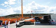 Tekno Vinç'ten Türkiye'nin en büyük kule-vinç deposu