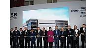 TOSB Otomotiv Test Merkezi açıldı