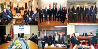 TOSYÖV'den Yeni Bakanlara Ziyaret