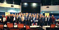 TOSYÖV Mütevelli Heyet Olağan Genel Kurul Toplantısı, Ankarada yapıldı TOSYÖV güven tazeledi