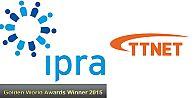 TTNETe IPRAdan büyük ödül