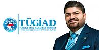 TÜGİAD'ın yeni başkanı Rahmi Çuhacı oldu