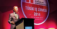 TÜGİK İş Zirvesi 2014 Antalya'da