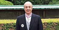 Tuncay Özilhan'a Japonya'dan Devlet Nişanı
